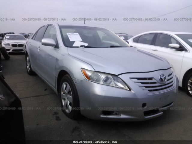 2007 TOYOTA CAMRY, 25705489 | IAA-Insurance Auto Auctions