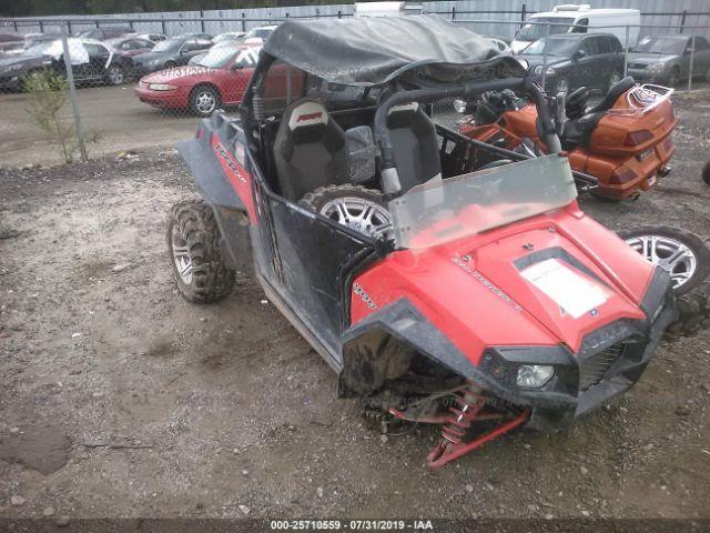 2012 POLARIS RANGER, 25710559 | IAA-Insurance Auto Auctions