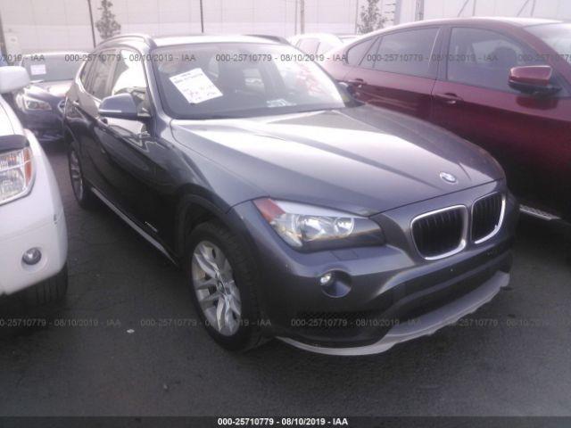 2015 BMW X1, 25710779 | IAA-Insurance Auto Auctions