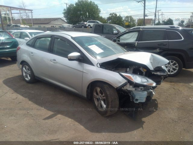 2014 FORD FOCUS, 25715633 | IAA-Insurance Auto Auctions