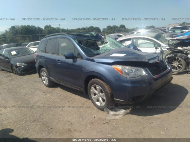 2014 SUBARU FORESTER, 25715795 | IAA-Insurance Auto Auctions