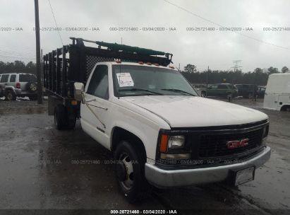 2000 GMC SIERRA C3500
