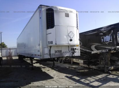 2005 UTILITY TRAILER MFG VAN