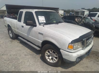 2007 FORD RANGER SUPER CAB