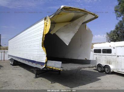 2006 UTILITY TRAILER MFG VAN