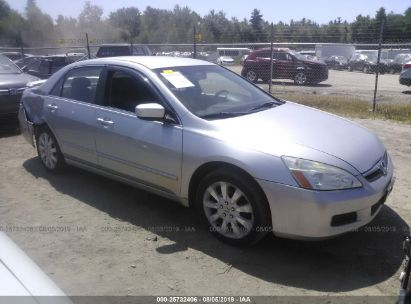 2006 HONDA ACCORD SDN SE