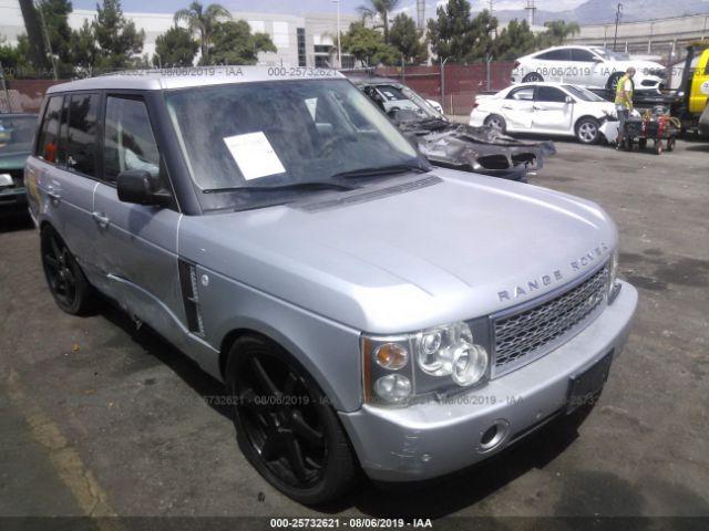 2004 LAND ROVER RANGE ROVER, 25732621 | IAA-Insurance Auto