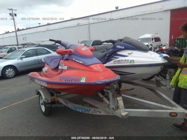 1998 SEADOO SEADOO GSX, 25755289 | IAA-Insurance Auto Auctions