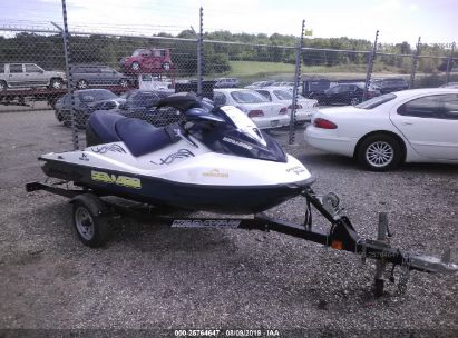 2005 SEADOO PERSONAL WATERCRAFT