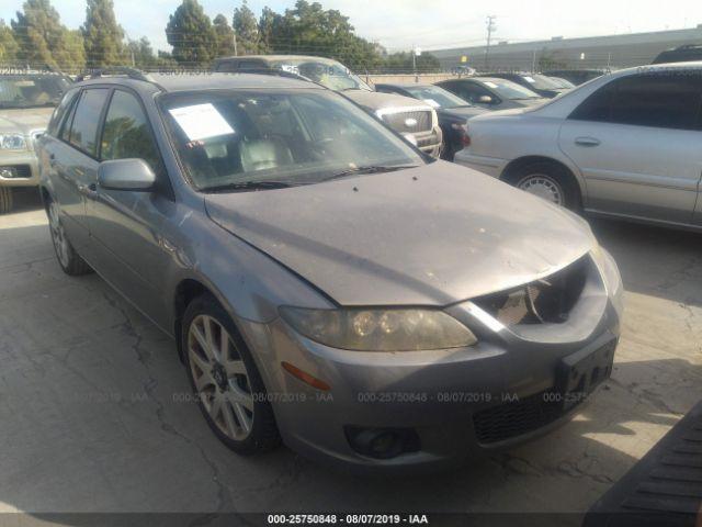 2006 MAZDA 6, 25750848 | IAA-Insurance Auto Auctions