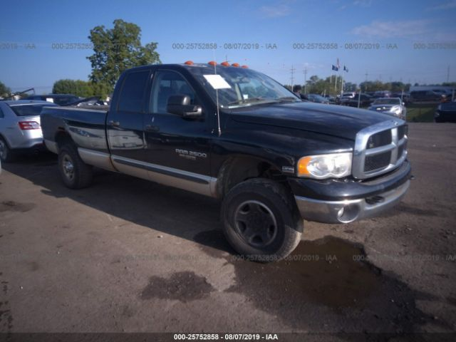 2005 DODGE RAM 2500, 25752858 | IAA-Insurance Auto Auctions