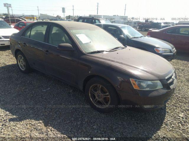 2006 Hyundai Sonata 25752921 Iaa Insurance Auto Auctions