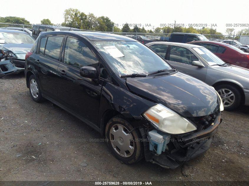 2008 NISSAN VERSA, 25759628 | IAA-Insurance Auto Auctions on