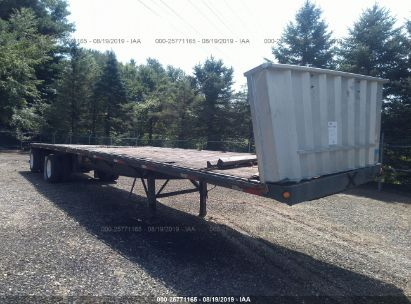 2003 GREAT DANE TRAILERS FLATBED