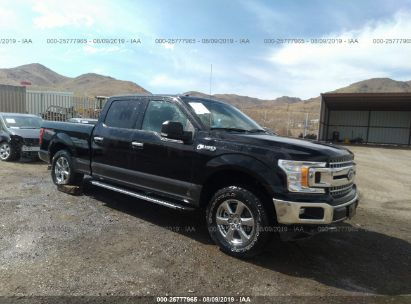 2018 FORD F150 SUPERCREW