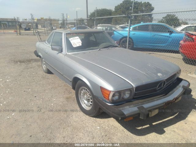 1981 MERCEDES-BENZ 380, 25781580 | IAA-Insurance Auto Auctions