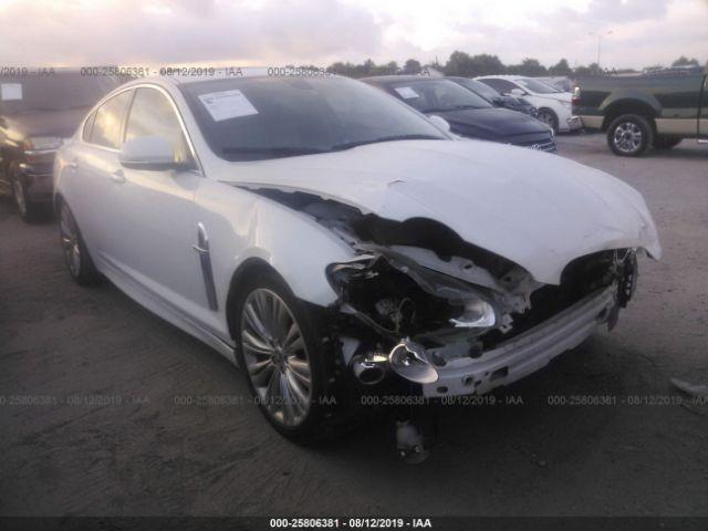 2011 JAGUAR XF, 25806381 | IAA-Insurance Auto Auctions