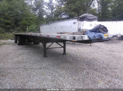 2014 UTILITY TRAILER MFG FLATBED