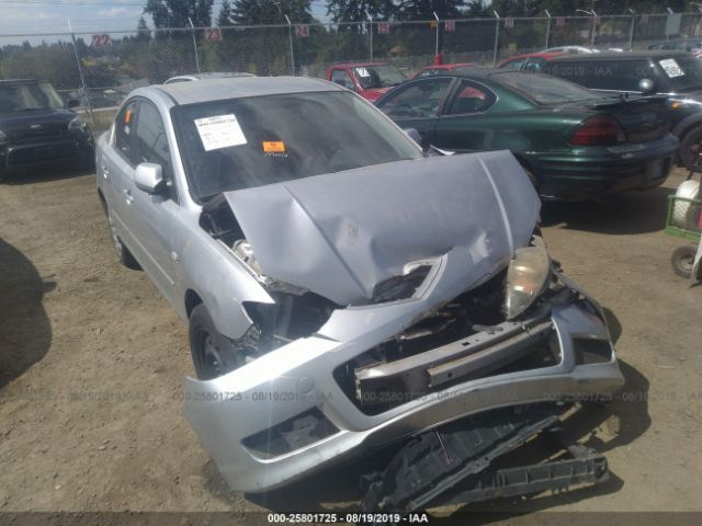 2009 MAZDA 3, 25801725 | IAA-Insurance Auto Auctions