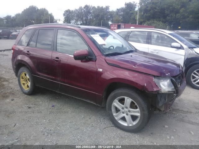 2007 SUZUKI GRAND VITARA, 25803369   IAA-Insurance Auto Auctions