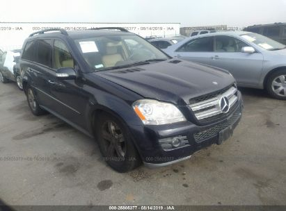 2008 MERCEDES-BENZ GL 450 4MATIC
