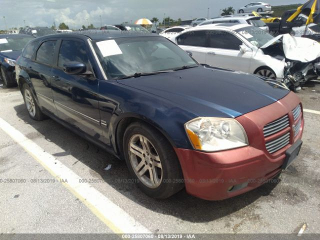 2005 DODGE MAGNUM, 25807060 | IAA-Insurance Auto Auctions