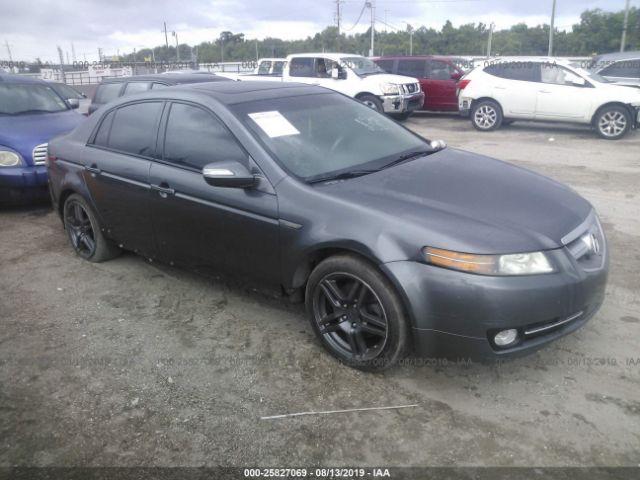 2008 ACURA TL, 25827069 | IAA-Insurance Auto Auctions