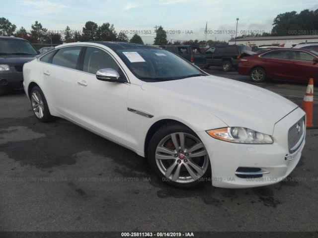 2014 JAGUAR XJL, 25811363   IAA-Insurance Auto Auctions on