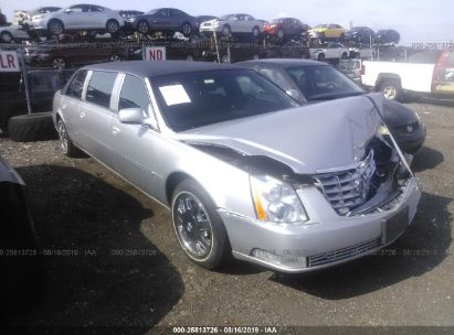 2006 CADILLAC PROFESSIONAL CHAS