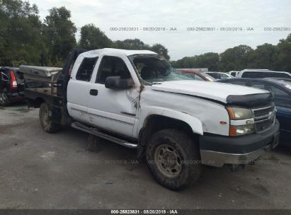 2005 CHEVROLET SILVERADO K2500 HEAVY DUTY