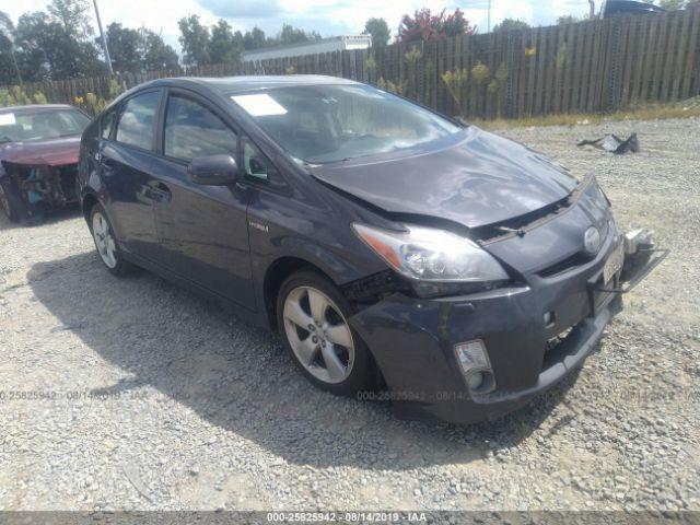 2010 TOYOTA PRIUS, 25825942 | IAA-Insurance Auto Auctions
