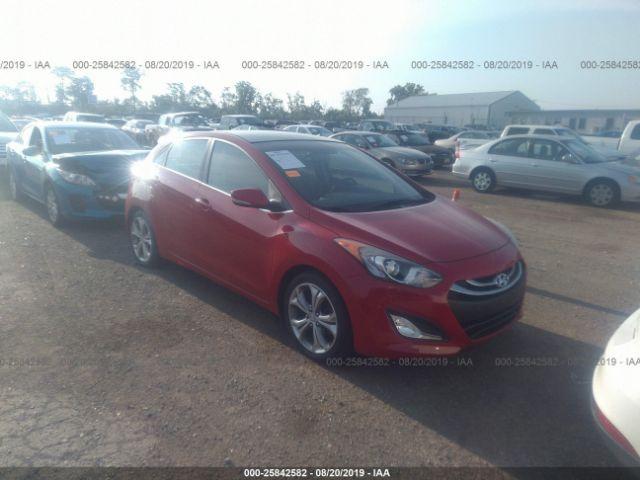 2013 HYUNDAI ELANTRA GT, 25842582 | IAA-Insurance Auto Auctions