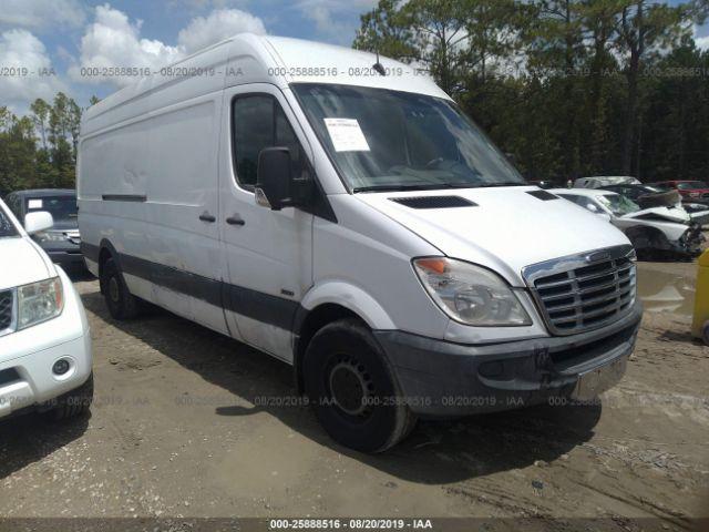 2008 FREIGHTLINER SPRINTER, 25888516   IAA-Insurance Auto