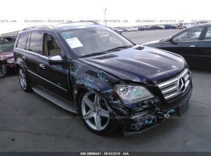 2010 MERCEDES-BENZ GL 550 4MATIC