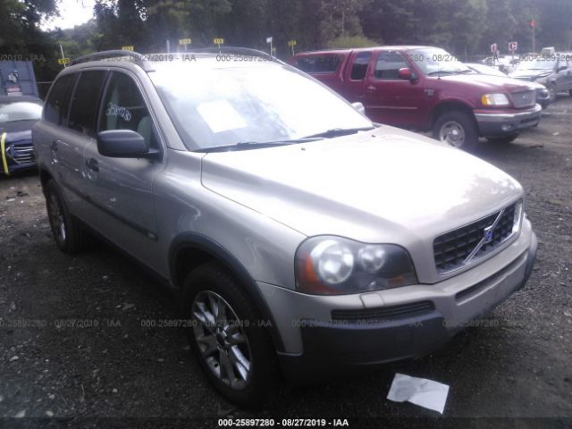 2004 VOLVO XC90, 25897280 | IAA-Insurance Auto Auctions
