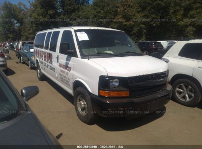 2010 CHEVROLET EXPRESS G3500 LS