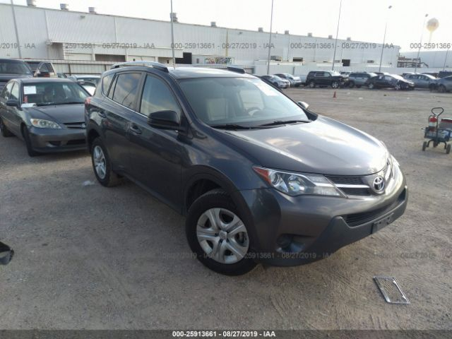 Iaai Houston North >> 2015 Toyota Rav4 25913661 Iaa Insurance Auto Auctions