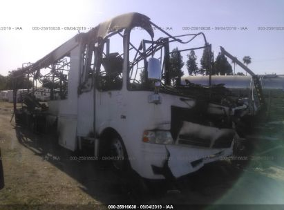 2006 WORKHORSE CUSTOM CHASSIS MOTORHOME CHASSIS