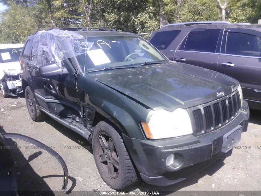 2007 Jeep Grand Cherokee Laredo >> 2007 Jeep Grand Cherokee 25921066 Iaa Insurance Auto Auctions