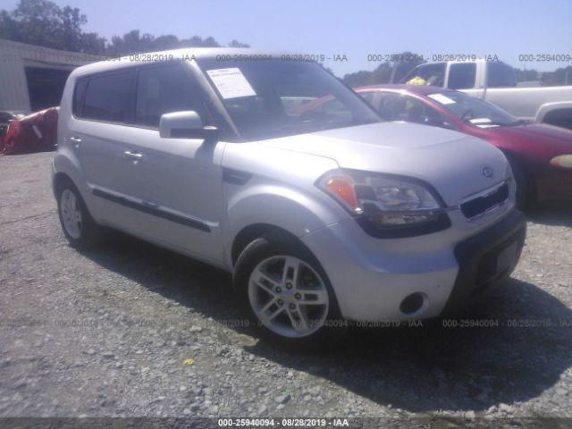 2011 KIA SOUL, 25940094 | IAA-Insurance Auto Auctions