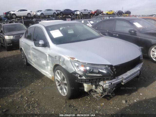 2015 HONDA ACCORD, 25940128 | IAA-Insurance Auto Auctions