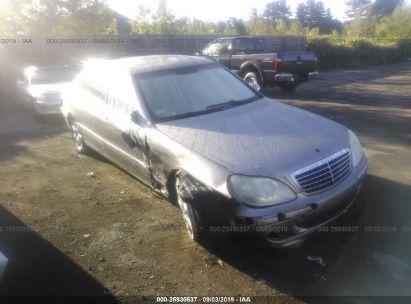 2003 MERCEDES-BENZ S 430 4MATIC