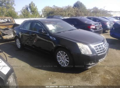 2013 CADILLAC CTS SEDAN LUXURY COLLECTION