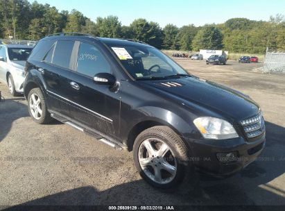 2007 MERCEDES-BENZ ML 320 CDI