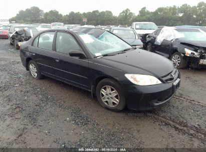 2005 HONDA CIVIC DX VP