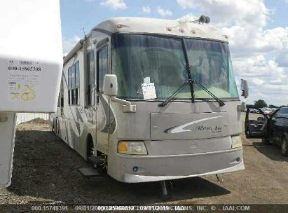 2004 WORKHORSE CUSTOM CHASSIS MOTORHOME CHASSIS R00