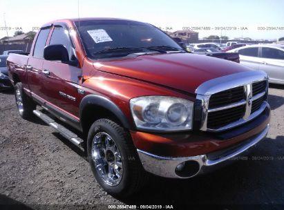 2007 DODGE RAM 1500 ST/SLT