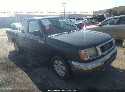 2000 NISSAN FRONTIER KING CAB XE