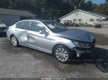 2015 HONDA ACCORD SEDAN EXL