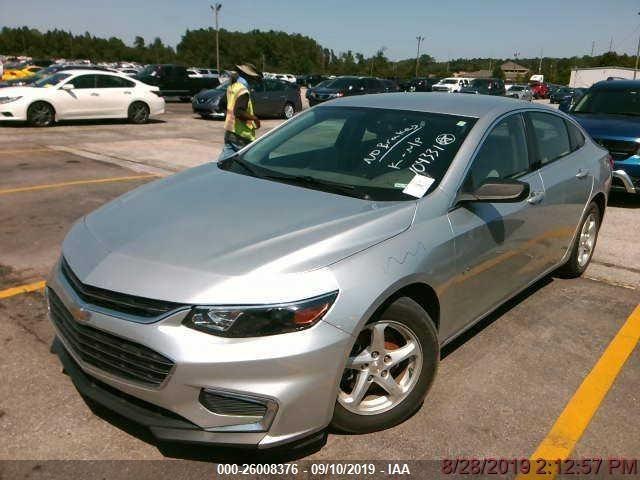 2017 CHEVROLET MALIBU, 26008376 | IAA-Insurance Auto Auctions